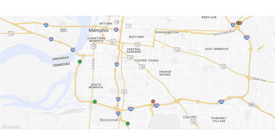 110220 MidSouth Locations